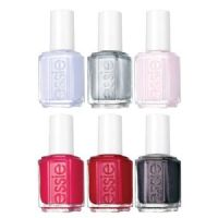 Essie Nail Polish - Virgin Snow 2015 Collection - 6 x 13.5ml